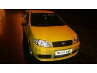Fiat Punto Active Sport..2004 great car needs attention hence price.