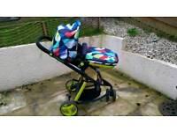 Cosatto Giggle 2 compact travel system