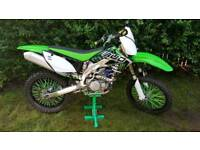 Kxf 450 excellant condition well looked after look !!