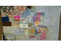 Selection of cake decorating and sugar/chocolate craft equipment