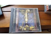 Sepultura - Chaos AD - ALBUM - £3