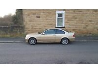 BMW 318ci Coupe Gold 700£ ono