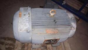 Description:WEG, 100 HP, 3 Phase, 575 Volts Electric Motor