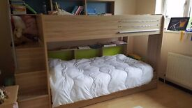 More than just a bunk bed...