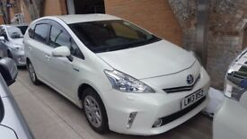 Toyota Prius Plus T Spirit Sale 2014 PCO Uber Ready Satellite Navigation 7 Seater