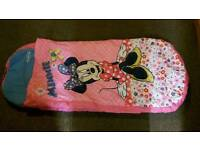 Junior Readybed Minnie mouse excellent condition only £10 ono