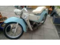 1961 Velocette LE Classic British Bike