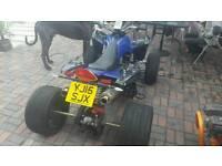 Legal quad bike