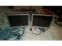 15.5 inch thin pc monitor tiltable