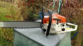 "BRAND NEW MT 999 53cc Chainsaw 14"" Bar"