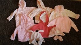 Baby Girl's Bundle 0-3 months