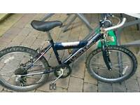 Saxon Lobo child's Mountain Bike. Collection from junction 26 M1/Near Ikea
