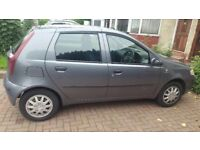 BARGAIN DEAL £500 ono Fiat punto 1.2 M.O.T. MUST GO TODAY