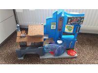 Cars toy garage - Fisher-Price Imaginext Disney Pixar Cars 2 Tokyo and Villain Playset