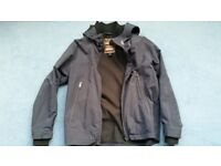 Kids NEXT Black Hooded Jacket 12 Years Old, Good condition, Zipped pockets, contact me asap, Cheap£7