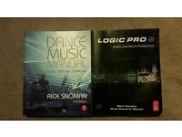 Music production guide manuals