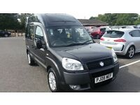 Fiat Doblo 1.9 Diesel Wheelchair Accessible