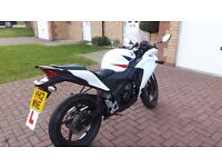 Honda Cbr125R good commuter / learners bike