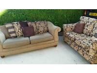 Dfs sofas 3&2 seater