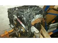 Jaguar s class 3.0diesel 2010reg engine compleat or for parts