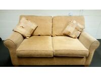 Sofa bed metal frame good condition bargain