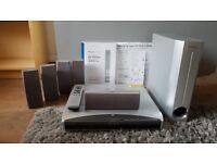 Pioneer XV-DV313 DVD/CD Home Cinema and Speaker System