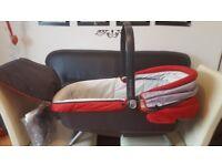 A brand new baby Gondola/Nacelle