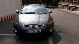 Honda Civic ES excellent condition metallic grey 18cc full service + way more (ready to drive