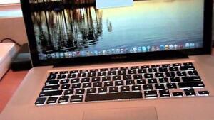 "Apple Macbook Pro 15"" - Core i5 2.53 GHz - 8 GB RAM - 500 GB HDD - Yosemite - 2010-11 Model - 1440x900 Resolution"