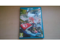 MARIO KART 8 WII U GAME FOR SALE