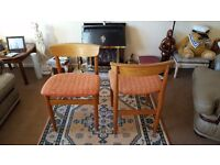 Set of 6 dining chair's