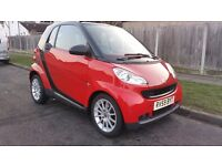 Smart fortwo passion mhd full service history 61000 miles great condition