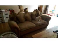 Beautiful sofa set