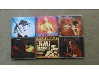 Jimi Hendrix - 6 CD live collection