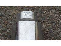 """Draper Expert 46mm Bi-Hexagonal CRVAN Socket with 3/4"""" Square Drive"""