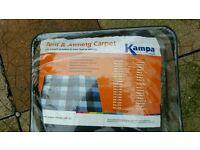 Kampa awning/caravan/tent carpet