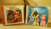 DISNEY Christmas CDs!!!