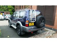 TOYOTA LAND CRUISER PRADO 7 SEATER