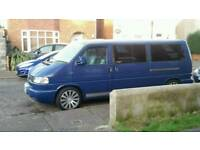Vw t4 caravelle rare 2.4 with turbo