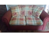 Sofa that opens into a double bed. Good condition.