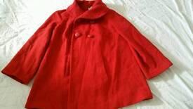 Red coat ladies