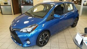 2016 Toyota Yaris SE, Brand New, Manual Tran, Alloy Wheels, Hatc