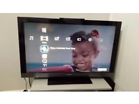 SONY 40 inch SMART Internet TV, Full HD 1080, Freeview HD, DLNA, 100Hz, online Apps & eco features