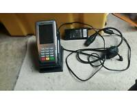 Verifone vx680 Bluetooth card payment machine