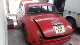 Jaguar mk2 1961 2.4