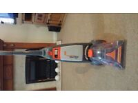vax carpet washer (cud deliver)