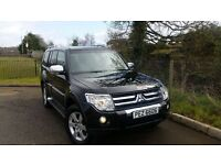 MITSUBISHI SHOGUN WARRIOR DID 7 SEATER TOP OF THE RANGE ,FINANCE&WARRANTY AVAILABLE