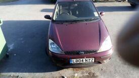 Cheap ford focus £375