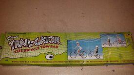 Trail gator, bike attachment