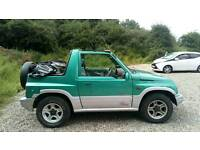Suzuki vitara convertible
